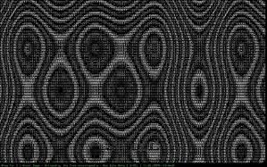 plasma ascii art